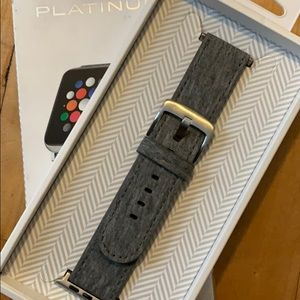Apple Watch 42 MM heritage fabric band